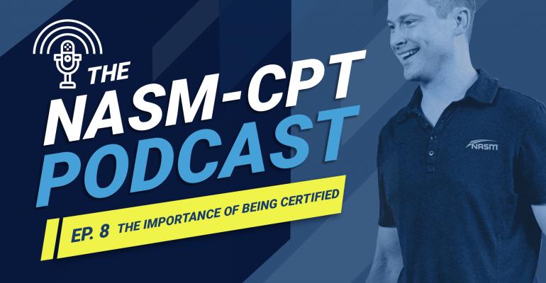 NASM Podcast