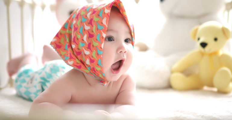 adorable-baby-beautiful-bed-265987